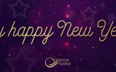 Une très belle année 2019 !