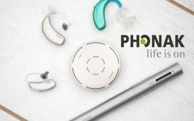 Phonak présente Marvel 2.0 une technologie qui va plus loin pour vos aides auditives