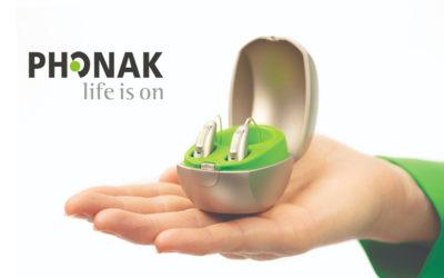 Découvrez les aides auditives Phonak Marvel