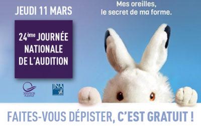 JOURNÉE NATIONALE DE L'AUDITION 2021