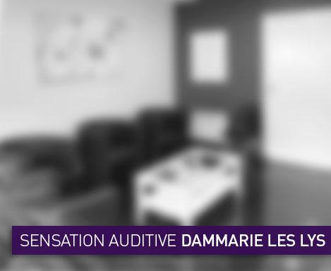 Sensation Auditive Doctolib Dammarie