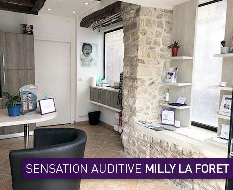 Sensation Auditive Doctolib milly la foret